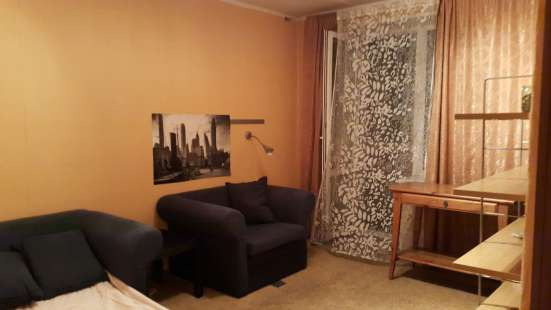 Сдам 1комнатную квартиру на длительный срок в Москве Фото 1