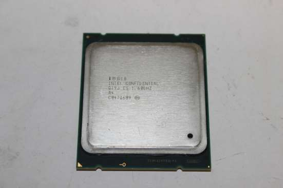 Intel Socket 2011 Xeon E5 ES 6 ядер 1.6GHz