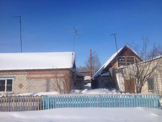 Продаю дом в Ребрихинском районе