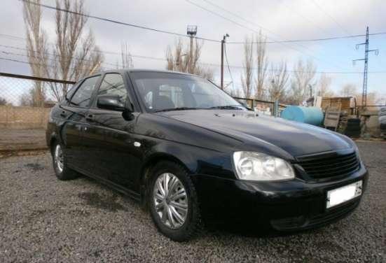 Продажа авто, ВАЗ (Lada), Priora, Механика с пробегом 85000 км, в Волжский Фото 3