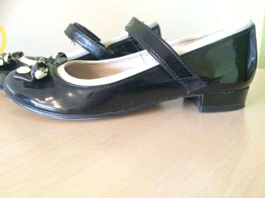 Черные школьные туфли kapika 31 в Екатеринбурге Фото 3