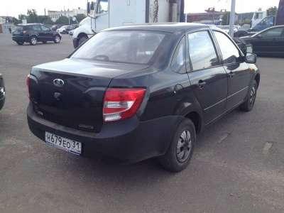 автомобиль ВАЗ 2190 Granta, цена 231 000 руб.,в Белгороде Фото 5