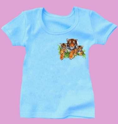 Детские хлопковые футболки мелким оптом Россия в Туапсе Фото 3