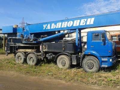 автокран КАМАЗ Ульяновец МКТ-50.1. в Челябинске Фото 2