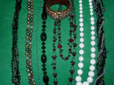Серьги, броши, браслеты, бусы в Челябинске Фото 1