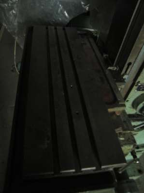 Станок универсально-фрезерный СФ 676 1991г(250х800) из НИИ в Москве Фото 1