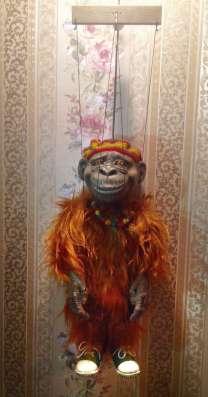 Марионетка Танцующая обезьянка