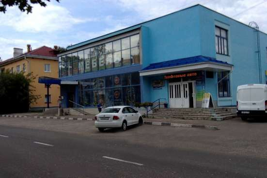Торговый центр бизнес-класса