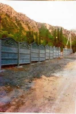 Продам собственногопроизв декоративные железобетонные заборы в г. Ташкент Фото 3