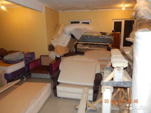Продается цех по производству мягкой мебели в Белгороде Фото 1