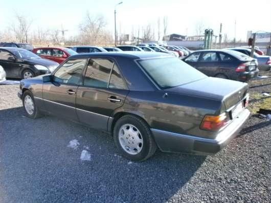 Продажа авто, Mercedes-Benz, W124, Механика с пробегом 244000 км, в Волжский Фото 2