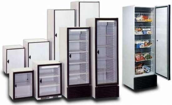 Витрины, шкафы, лари холодильные для магазинов в Симферополе в г. Симферополь Фото 1