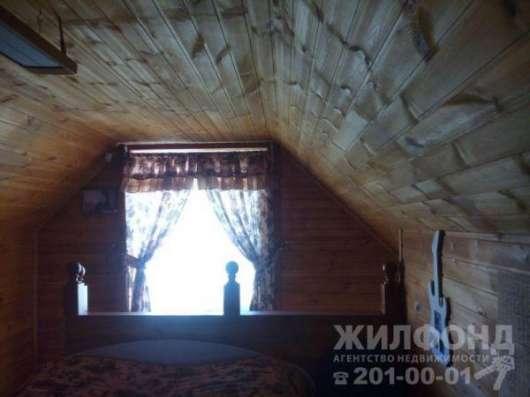 дом, Новосибирск, с/о Волна, 110 кв.м.
