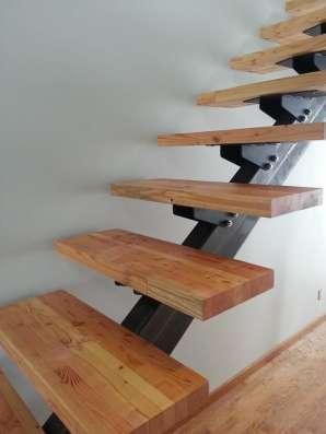 Кронштейн ступени лестницы