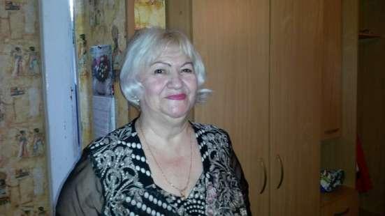 Любовь, 67 лет, хочет пообщаться