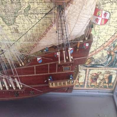 Парусники корабль