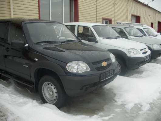 Продажа авто, Chevrolet, Niva, Механика с пробегом 1 км, в Челябинске Фото 1