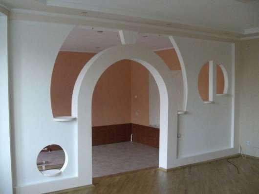 Ремонт квартир, домов, под ключ в г. Долгопрудный Фото 2