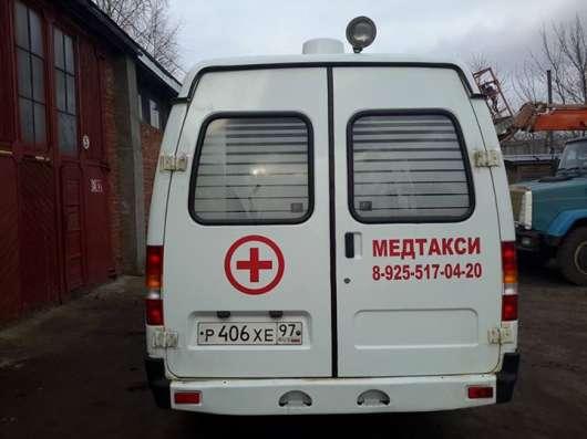 Перевозка лежачих больных в Люберцы Фото 2