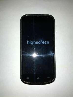 Смартфон Highscreen alpha Rage 4 Гб черный 4.5 в Москве Фото 2