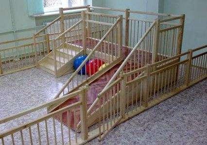 Ограждение, барьер, заборчик для детских садиков и домов ребенка в Москве Фото 3