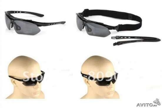 Спортивные очки со сменными линзами + с диоптриям в Волгограде Фото 1