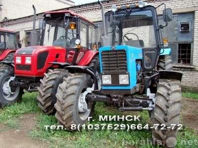 Трактор МТЗ 82.1-23/12 балочный в Москве Фото 3