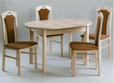 Cтолы и стулья из массива дерева МК ООО «Абсолют»