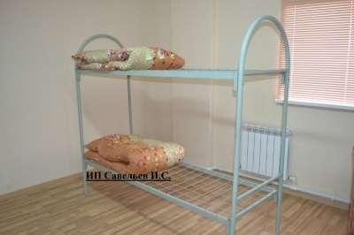 Кровати металлические с доставкой в Санкт-Петербурге Фото 1