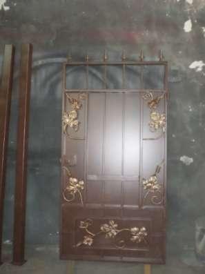 "Металлические ворота, двери ""ГРАД"""