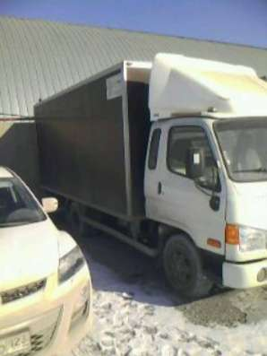 грузовой автомобиль Hyundai HD 78