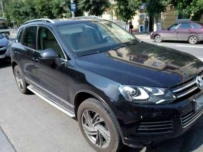 внедорожник Volkswagen Touareg, цена 2 500 000 руб.,в г. Самара Фото 6