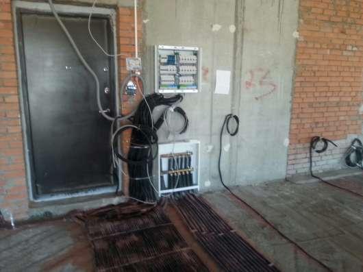Отопление, водоснабжение в Москве Фото 3