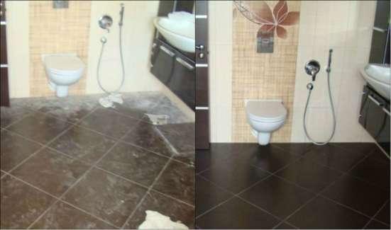 Профессиональная уборка квартир, коттеджей, складов, мытье о