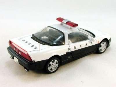 полицейские машины мира №12 HONDA NSX полиция японии
