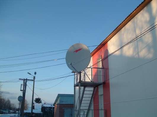 Спутниковые связь, интернет и телевидение. Кондиционеры