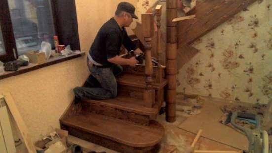 Гарантия 50 лет на деревянную лестницу! в г. Кунгур Фото 1