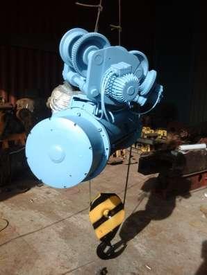 Таль электрическая болгарская T39636 г/п 10Т 6М