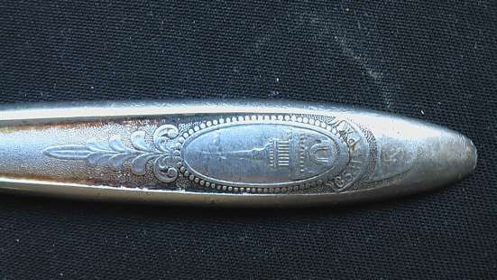 Столовые приборы СССР вилки ложки ножи серп и молот