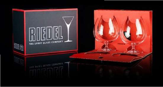 Набор бокалов Brandy, хрусталь, Vinum, Riedel