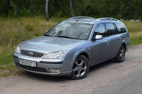 Продажа авто, Ford, Mondeo, Механика с пробегом 281000 км, в г.Брест Фото 2