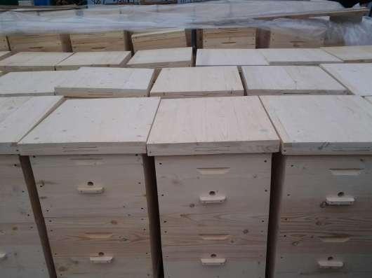 Пчелиные ульи от производителя