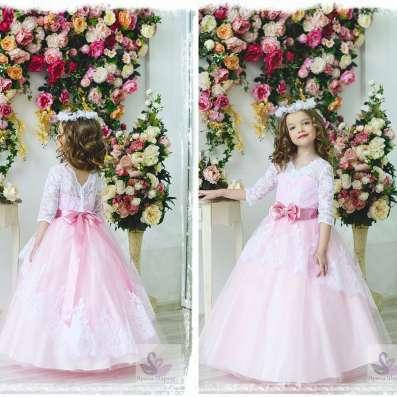 Детские платья нарядные в Москве Фото 2