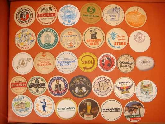 Коллекция подставки под пиво, бирдекели в г. Бургас Фото 5