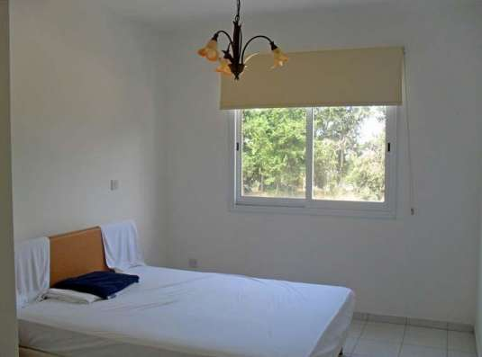 Трехкомнатный Апартамент в элитном проекте в Пафосе-Кипра