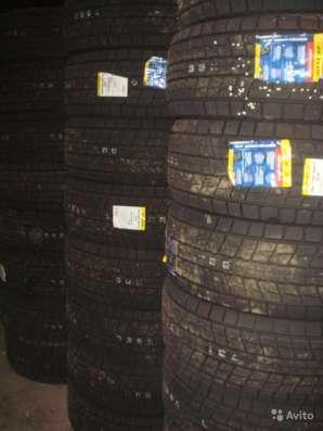 Новые липучки Dunlop 255/55 R19 Winter Maxx SJ8