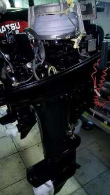 лодочный мотор TOHATSU 9,9, из Японии,.