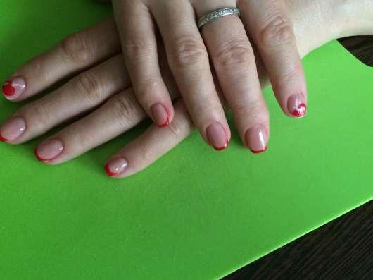 Маникюр, укрепление и наращивание ногтей