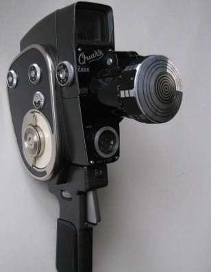 Экспортный редкий вариант кинокамера Quarz zoom