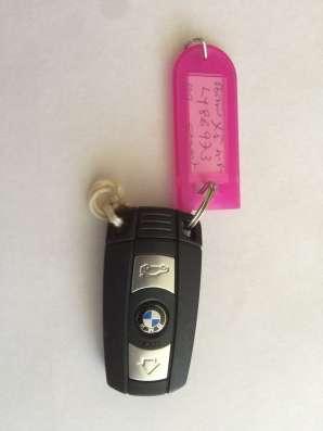 Ключ от BMW X-5 в г. Алматы Фото 1